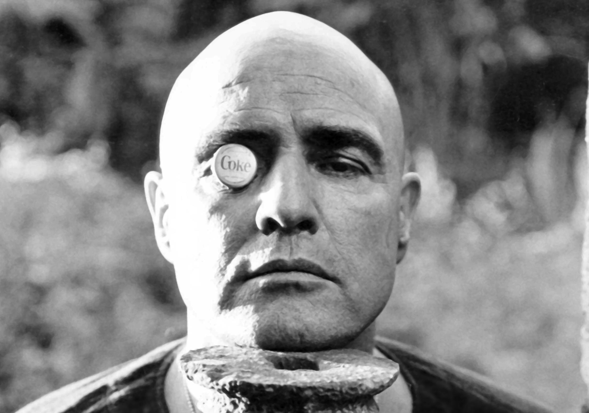 Brando   s Rebel Without a Cause Screen TestMarlon Brando Fat Apocalypse Now